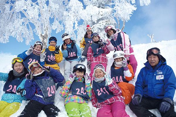 スキー・スノーボード学校